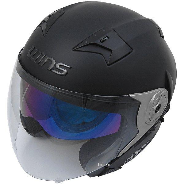 【メーカー在庫あり】 ウインズ WINS ジェットヘルメット MODIFY X JET マットブラック XLサイズ(59-60cm) 4560385765674 HD店