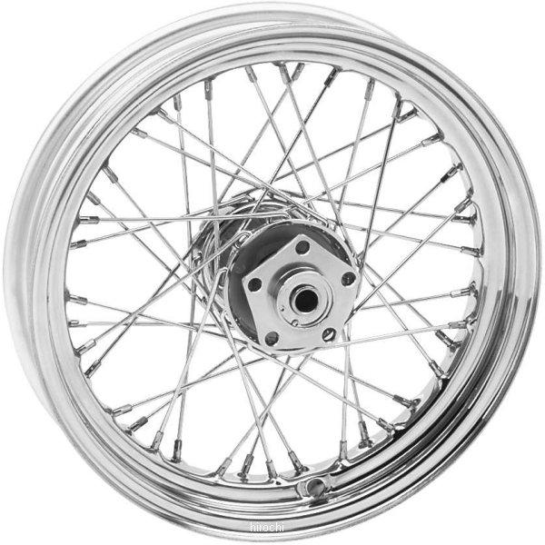 【USA在庫あり】 バイカーズチョイス Biker's Choice スポークホイール デュアル フランジ 16インチ x 3インチ 73年-83年 FL、FX 492455 HD