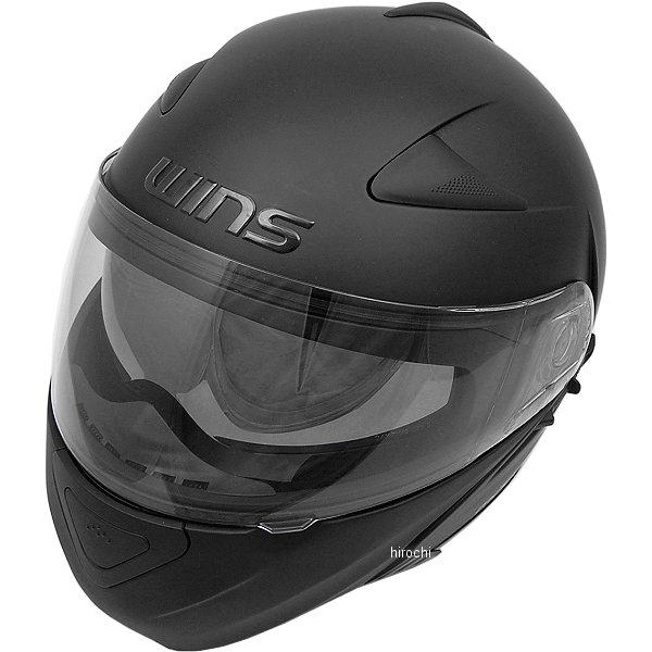 【メーカー在庫あり】 ウインズ WINS システムヘルメット MODIFY WILD MAX オールマットブラック XLサイズ(59-60cm) 4560385766985 HD店