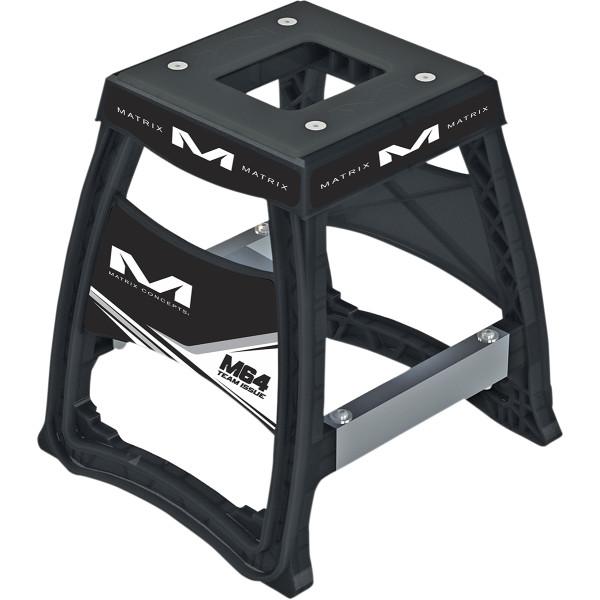 【USA在庫あり】 マトリックスコンセプト Matrix Concepts 軽量エリート スタンド 黒/白 4101-0445 HD店