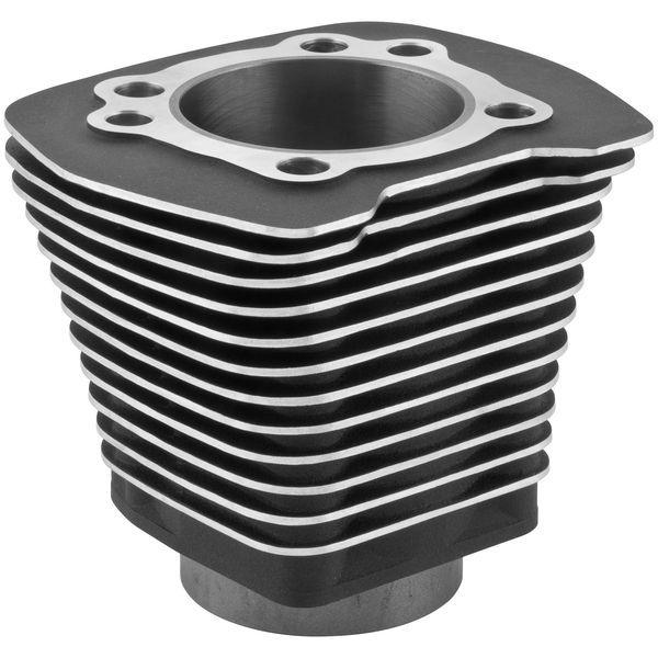 【USA在庫あり】 ツインパワー TWIN POWER アルミ シリンダー 1340cc 85年-99年 BigTwin 黒 495614 HD