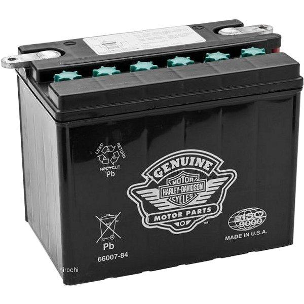【USA在庫あり】 ハーレー純正 ハイクランク・バッテリー 66年-84年 FL 66007-84 HD店