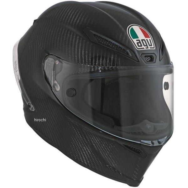 エージーブイ AGV フルフェイスヘルメット PISTA GP SOLID CARBON アジアフィット カーボン Mサイズ (57-58cm) 600194EF-001-M HD店