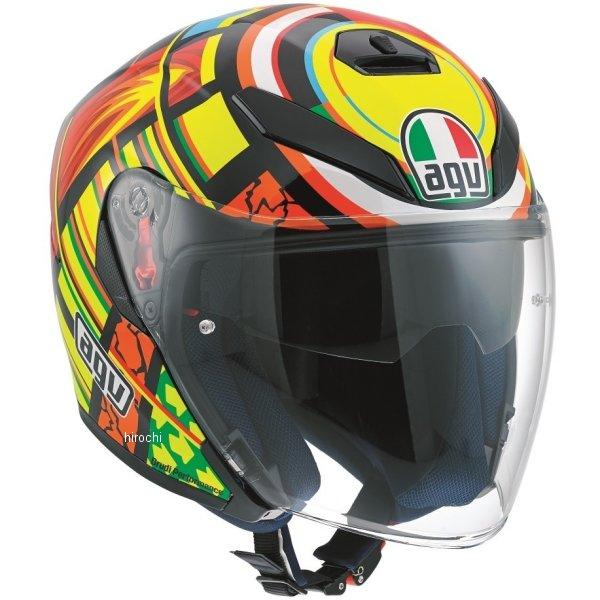 エージーブイ AGV ジェットヘルメット K-5 JET TOP ELEMENTS Sサイズ(55-56cm) 113190G0-002-S HD店