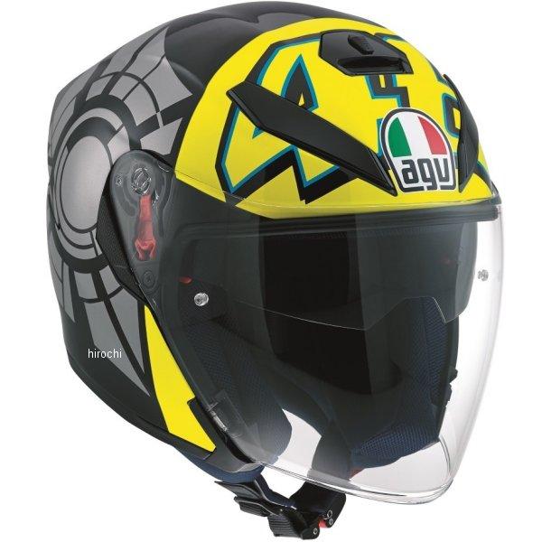 エージーブイ AGV ジェットヘルメット K-5 JET TOP WINTERTEST2012 アジアフィット XLサイズ(61-62cm) 113190G0-003-XL HD店