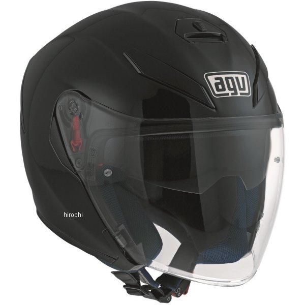 エージーブイ AGV ジェットヘルメット K-5 JET SOLID アジアフィット マットブラック Lサイズ(59-60cm) 113194G0-003-L HD店