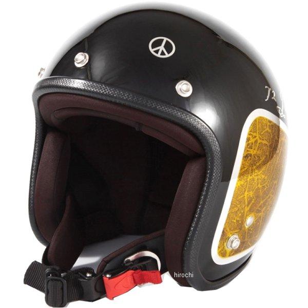 ナナニージャム 72JAM ジェットヘルメット カスタムペイントJAM WEED 黄 フリーサイズ(57-60cm未満) JCP-34 HD店