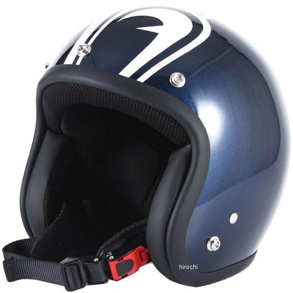 ナナニージャム 72JAM ジェットヘルメット SP TADAOモデル ネイビー XLサイズ(60-62cm未満) SP-01L HD店