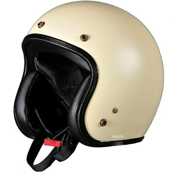 ナナニージャム 72JAM ジェットヘルメット CHIC オフアイボリー フリーサイズ(57-60cm未満) CH-03 HD店