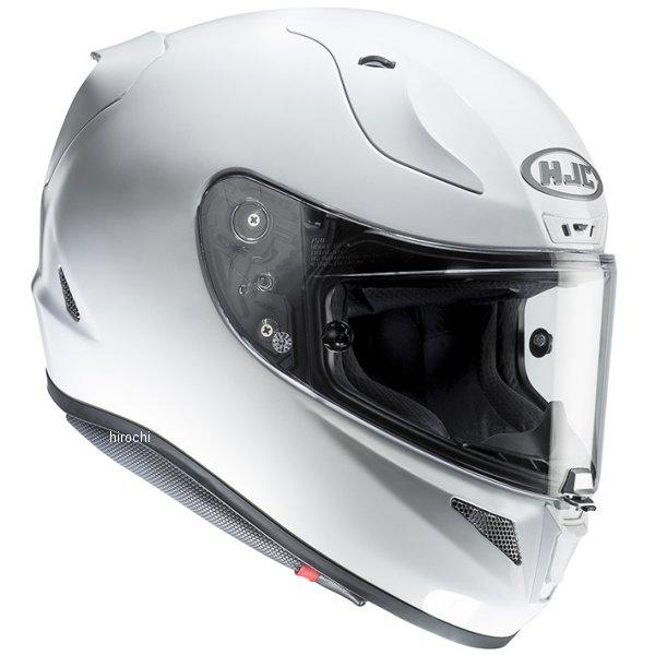 【メーカー在庫あり】 エイチジェイシー HJC フルフェイスヘルメット RPHA 11 ソリッド パールホワイト Lサイズ(59-60cm) HJH103WH01L HD店