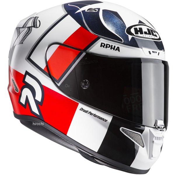 エイチジェイシー HJC フルフェイスヘルメット RPHA 11 ベン スピース BEN SPIES Mサイズ(57-58cm) HJH106WH01M HD店