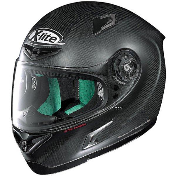 【メーカー在庫あり】 X-802RR ノーラン NOLAN フルフェイスヘルメット X-LITE ウルトラカーボン プロ フラットカーボン Sサイズ 95595 HD店