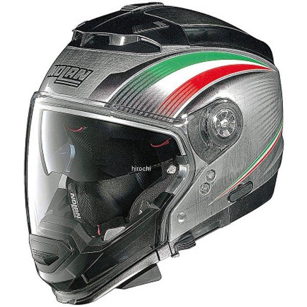 【メーカー在庫あり】 デイトナ ノーラン フルフェイスヘルメット N44 EVO イタリアスクラッチドクローム Lサイズ 95836 HD店