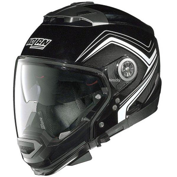 【メーカー在庫あり】 N44 ノーラン NOLAN フルフェイスヘルメット EVO COMO メタルグラック Mサイズ 95859 HD店