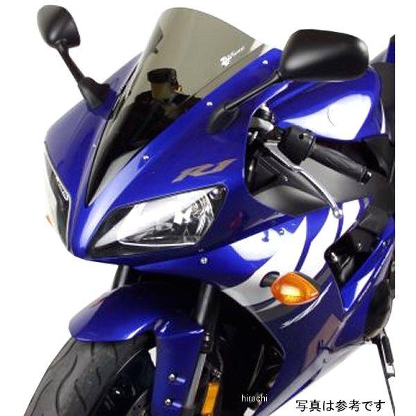 ゼログラビティ ZERO GRAVITY スクリーン ダブルバブル 02年-03年 YZF-R1 クリア 1653801 HD店