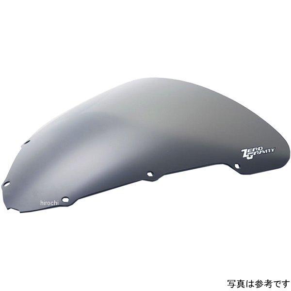ゼログラビティ ZERO GRAVITY スクリーン SRタイプ 01年-05年 CBR600F4i ダークスモーク 2040419 HD店