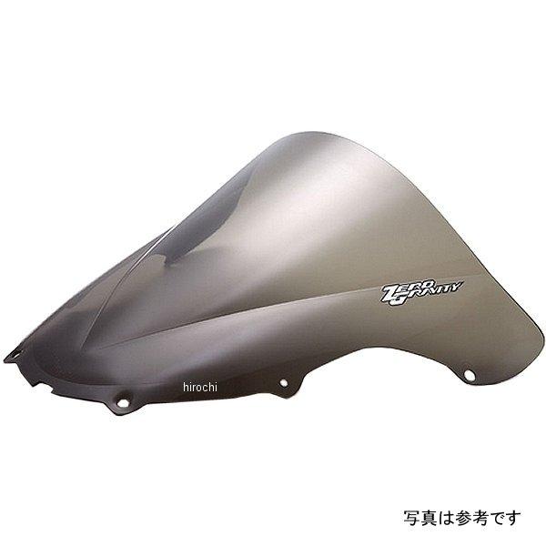 ゼログラビティ ZERO GRAVITY スクリーン ダブルバブル 03年-04年 ニンジャ ZX-6R クリア 1624501 HD店