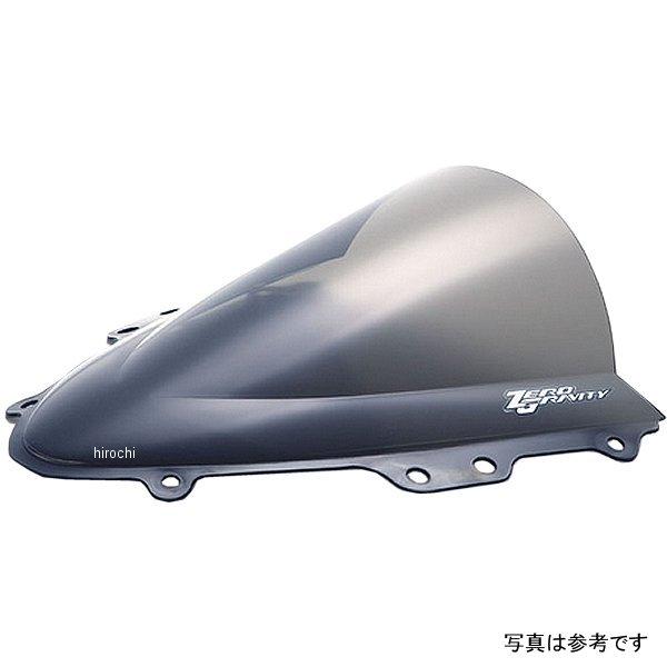 ゼログラビティ ZERO GRAVITY スクリーン ダブルバブル 04年-05年 GSX-R750、GSX-R600 ダークスモーク 1610819 HD店