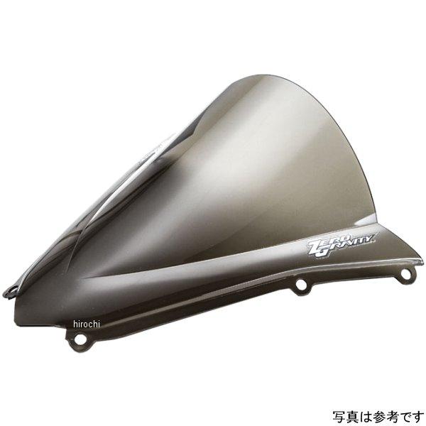 【メーカー在庫あり】 ゼログラビティ ZERO GRAVITY スクリーン ダブルバブル 15年-16年 ニンジャ H2、H2R ABS ダークスモーク 1625419 HD店