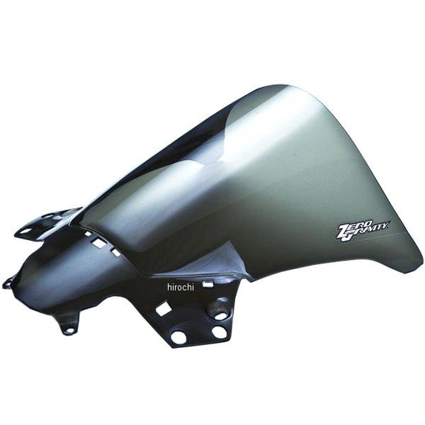 ゼログラビティ ZERO GRAVITY スクリーン コルサ 14年以降 CBR300R、CBR250R スモーク 2444402 HD店