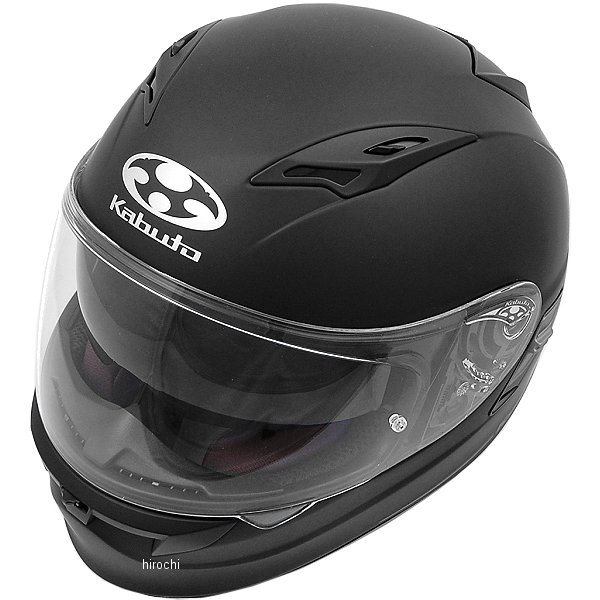 オージーケーカブト OGK Kabuto ヘルメット カムイ 2 黒(つや消し) XLサイズ 4966094554873 HD店