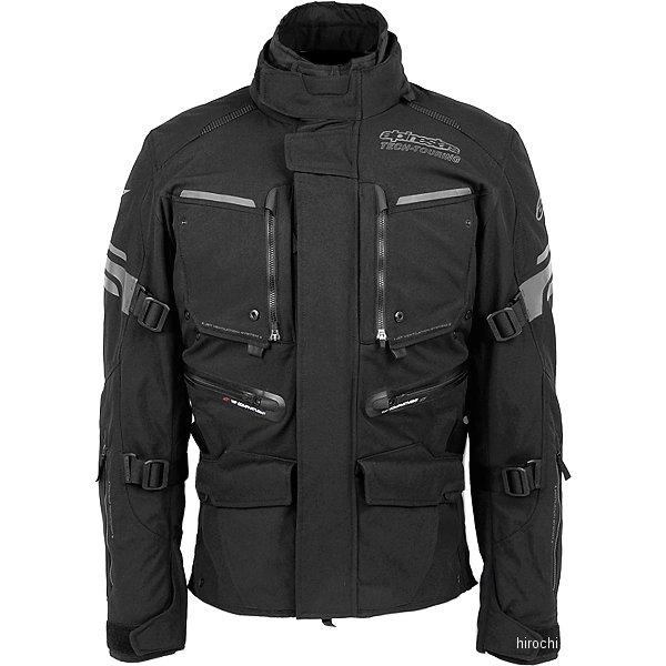 アルパインスターズ Alpinestars ジャケット VALPARAISO 2 DRYSTAR 黒/グレー/赤 Mサイズ 8051194805584 HD店