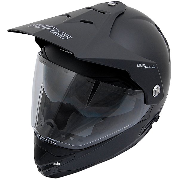 【メーカー在庫あり】 ウインズ WINS オフロードヘルメット X-ROAD マットブラック Lサイズ(58-59cm) 4560385765353 HD店