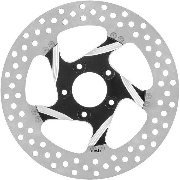 【USA在庫あり】 エクストリームマシン ブレーキローター 11.8インチ リア クルーズ 黒 Xquisite 08年以降 ツーリング 678825 HD