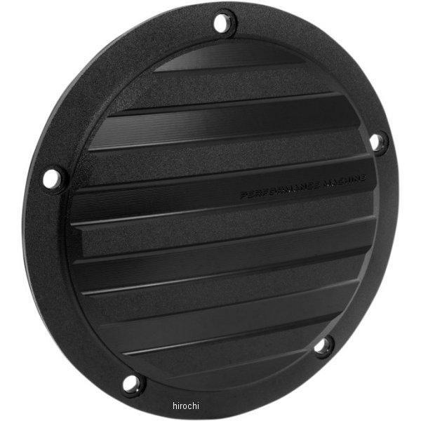 【USA在庫あり】 パフォーマンスマシン ダービーカバー ドライプ 99年-16年 TwinCam 黒つや消し PM3260 HD