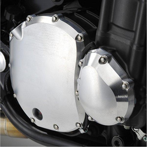ヤマモトレーシング ライトエンジンカバー 03年以降 CB1300SF アルミ 00012-32 HD