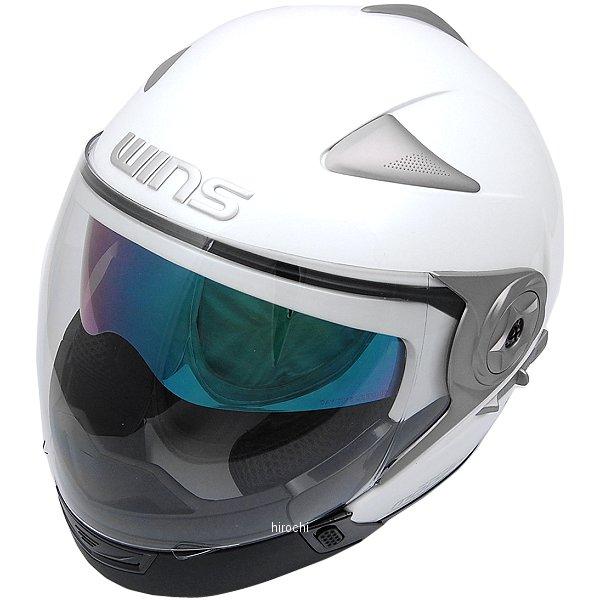 【メーカー在庫あり】 ウインズ WINS ジェットヘルメット MODIFY ADVANCE ソリッド パールホワイト Lサイズ(58-59cm) 4560385766169 HD店