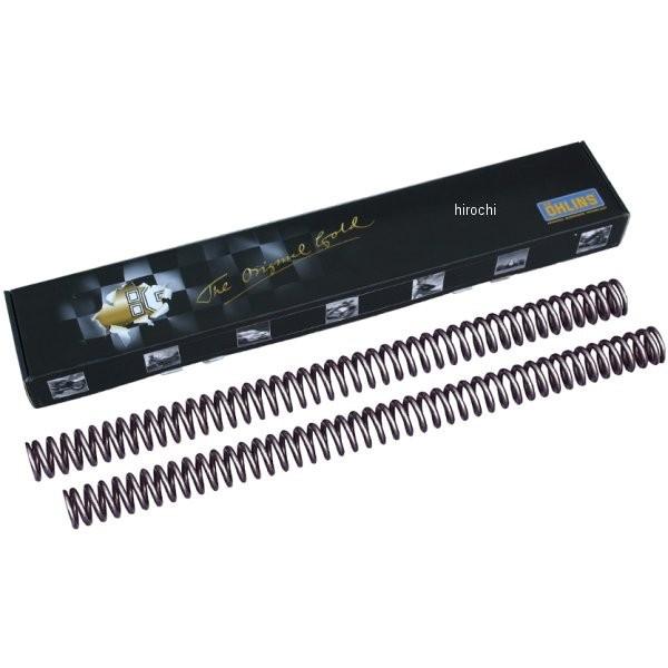 オーリンズ OHLINS フロントフォークスプリング 13年 ZX-6R、ZX-6RR 9.5N/mm 8413-95 HD店