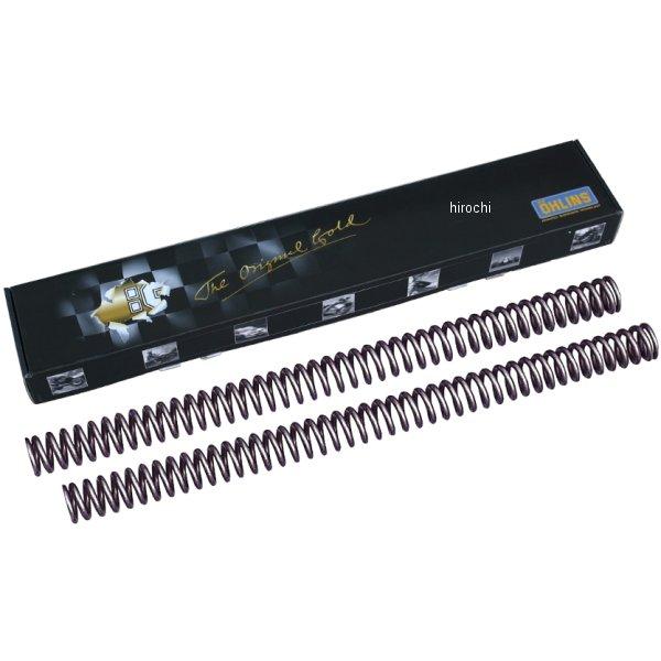 オーリンズ OHLINS フロントフォークスプリング 90年以降 GSX-R1100、ZZR1100 10.0N/mm 8606-10 HD店