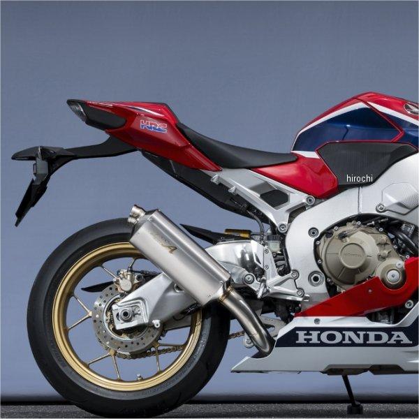 ヤマモトレーシング スリップオンマフラー 17年 CBR1000RR TYPE-S レース用 チタン 11012-01NSN HD