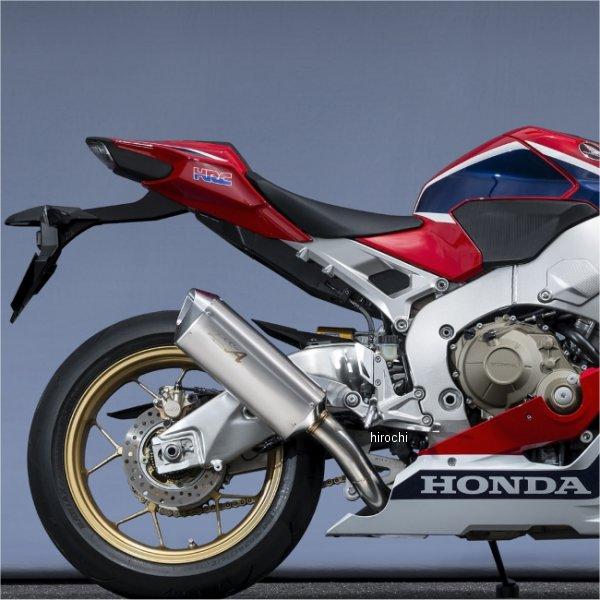 ヤマモトレーシング スリップオンマフラー 17年 CBR1000RR TYPE-SA レース用 チタン 11012-01NSA HD