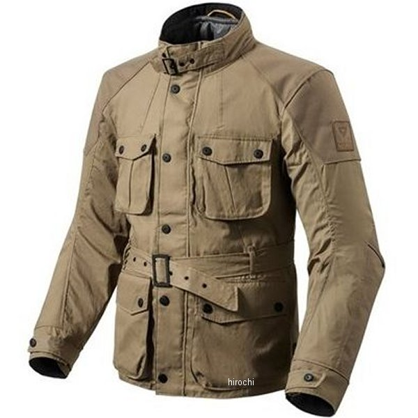 レブイット REVIT テキスタイルジャケット ジルコン 男女兼用 サンド Mサイズ FJT197-0760-M HD店
