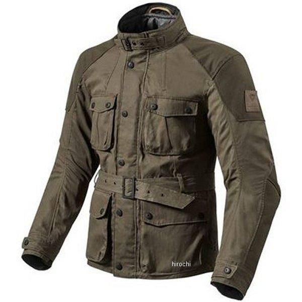 レブイット REVIT テキスタイルジャケット ジルコン 男女兼用 ダークグリーン Lサイズ FJT197-0810-L HD店
