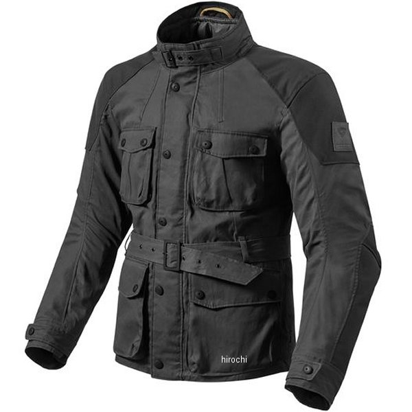 レブイット REVIT テキスタイルジャケット ジルコン 男女兼用 黒 Lサイズ FJT197-0010-L HD店