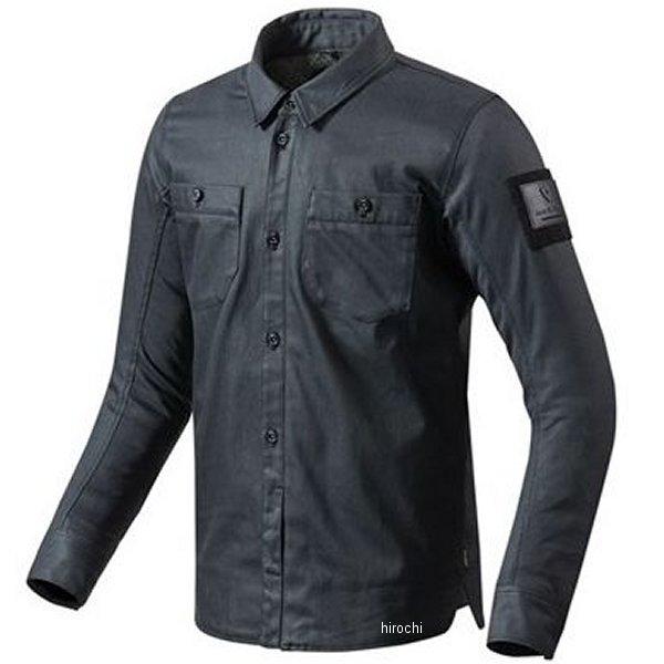 レブイット REVIT オーバーシャツ トレーサー 男女兼用 ダークブルー Sサイズ FSO002-6390-S HD店