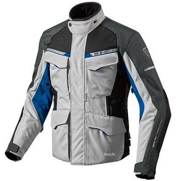 レブイット REVIT テキスタイルジャケット アウトバック2 男女兼用 シルバー/青 XLサイズ FJT208-4030-XL HD店