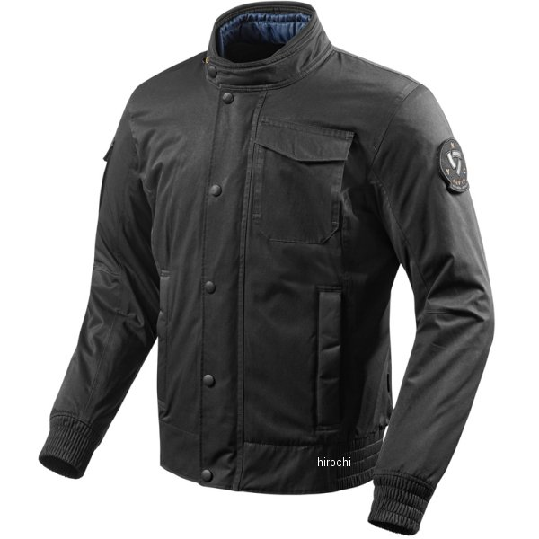 レブイット REVIT ジャケット ミルバーン 男女兼用 黒 XLサイズ FJT211-0010-XL HD店