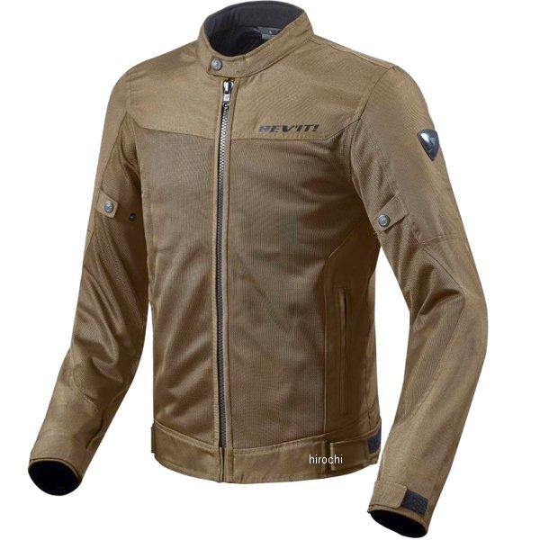 レブイット REVIT テキスタイルジャケット エクリプス 男女兼用 ブラウン Mサイズ FJT223-0700-M HD店
