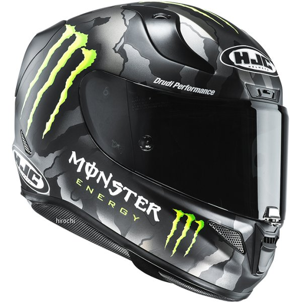 エイチジェイシー HJC フルフェイスヘルメット RPHA 11 ミリタリー カモ Sサイズ(55-56cm) HJH129BK01S HD店