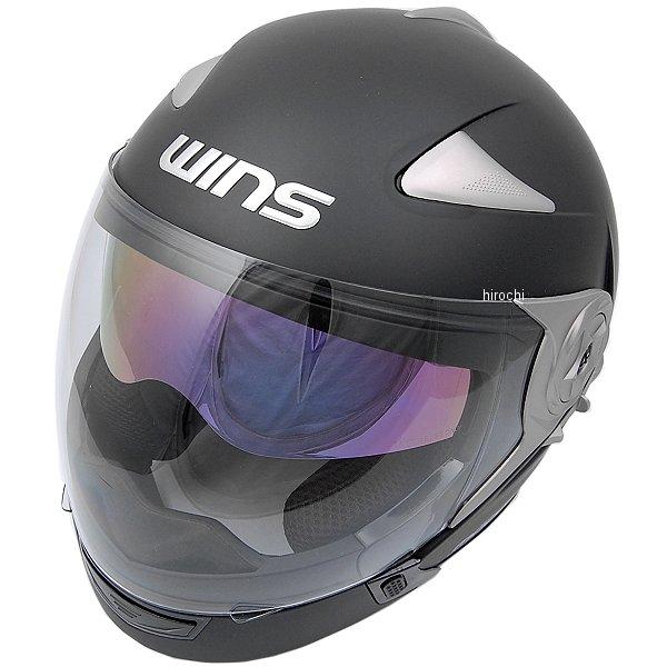 【メーカー在庫あり】 ウインズ WINS ジェットヘルメット MODIFY ADVANCE ソリッド マットブラック XLサイズ(59-60cm) 4560385766145 HD店