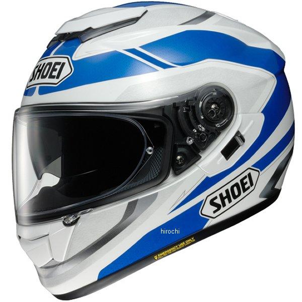 ショウエイ SHOEI フルフェイスヘルメット GT-Air SWAYER スウェイヤー TC-2 青/白 Sサイズ(55cm) 4512048463120 HD店