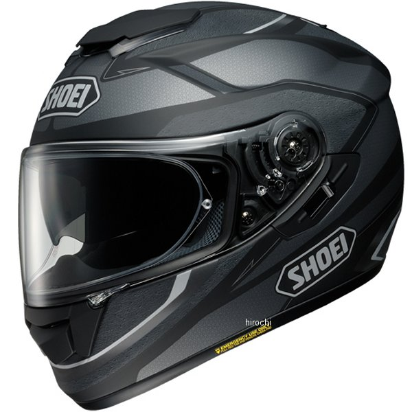 【メーカー在庫あり】 ショウエイ SHOEI フルフェイスヘルメット GT-Air SWAYER スウェイヤー TC-5 シルバー/黒 L Lサイズ(59cm) 4512048463243 HD店