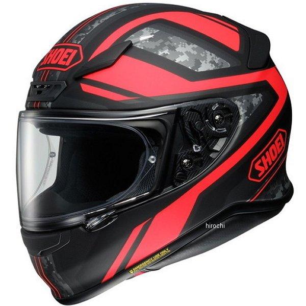 ショウエイ SHOEI フルフェイスヘルメット Z-7 PARAMETER パラメーター TC-1 赤/黒 XSサイズ(53cm) 4512048464554 HD店