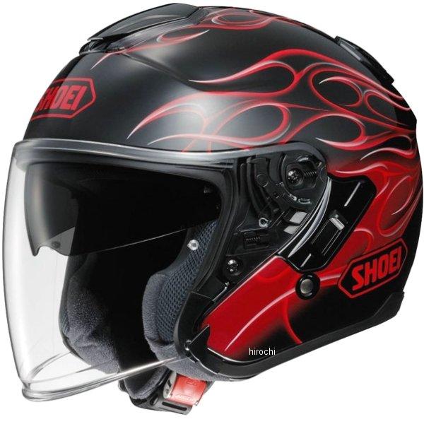 【メーカー在庫あり】 ショウエイ SHOEI ジェットヘルメット J-CRUISE REBORN リボーン TC-1 赤/黒 XLサイズ(61cm) 4512048469368 HD店