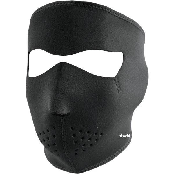 USA在庫あり ザンヘッドギア 物品 ZAN 人気 Headgear スモールフェイス HD店 マスク 509955 ネオプレン 黒