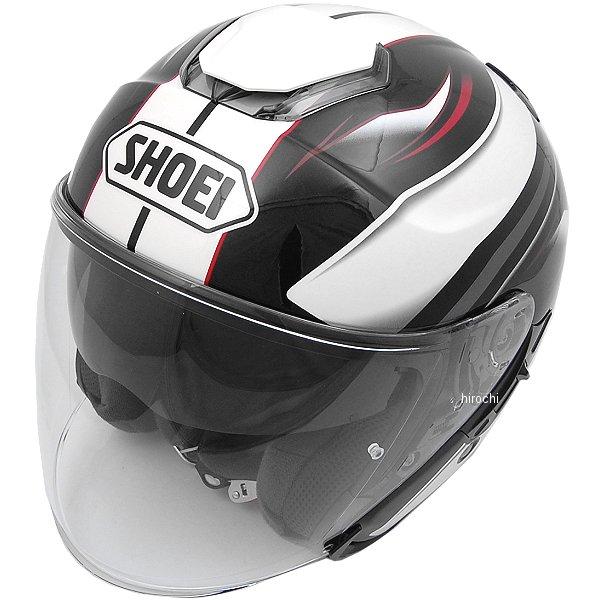【メーカー在庫あり】 ショウエイ SHOEI ヘルメット J-CRUISE PASSE TC-10 茶/白 Mサイズ 4512048441760 HD店